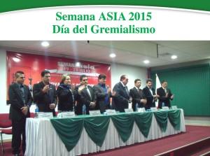 SEMANA ASIA 2015  DÍA DEL IMPERIALISMO
