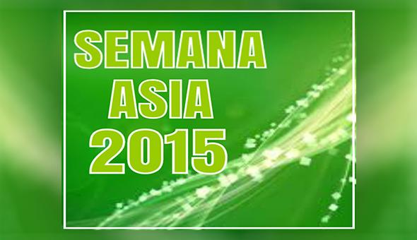 SEMANA ASIA 2015